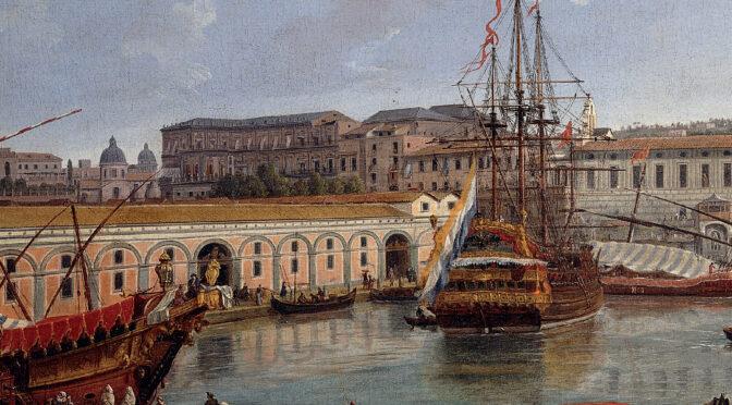 Les Arsenaux de la Marine du XVIe siècle à nos jours